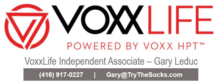Voxx Socks TryTheSocks Logo