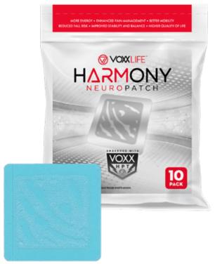 Harmony Patch Image New