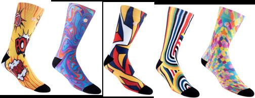 Iconics Crew Sock Line Image