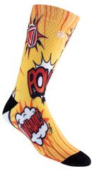 Iconics - Comic Sock Image