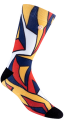 Iconics - Pop Art Sock Image
