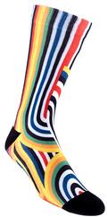 Iconics - Stripes Sock Image