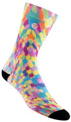 Iconics - Watercolours Sock Image