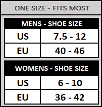 VoxxLuxe Sizing Chart